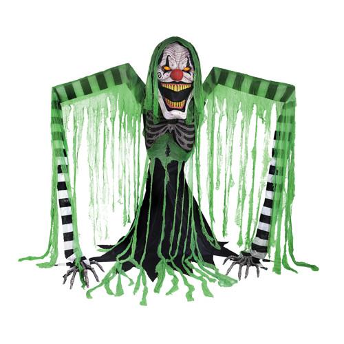 Underworld Clown Animated Prop