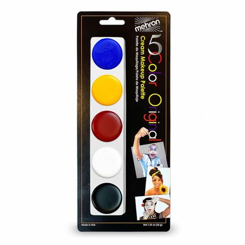 5 Color Cream Palette