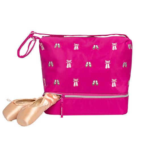 Daisy Gear Tote Dance Bag Pink