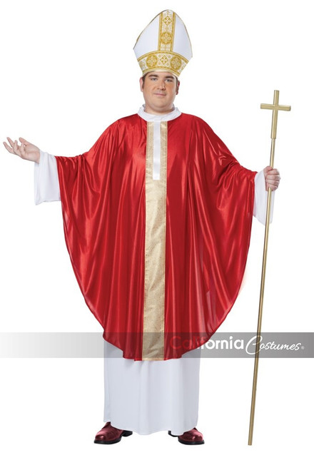 The Pope Plus Size