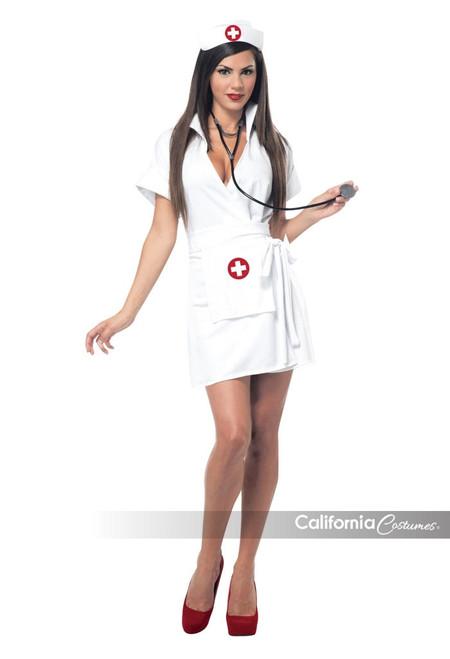 Fashion Nurse Adult Costume