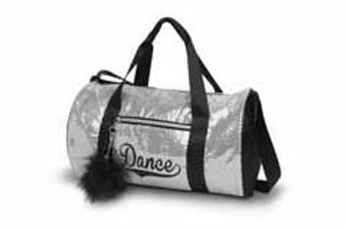 Sequin Dance Duffle Bag