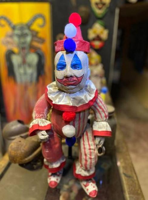 John Wayne Gacy Pogo The Clown Doll
