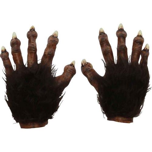 Wolf Hands Deluxe