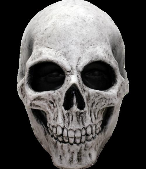 White Skull Adult Mask