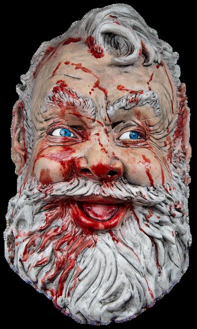 Ghoulish Evil Santa