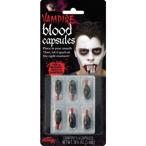 Blood Capsules FW
