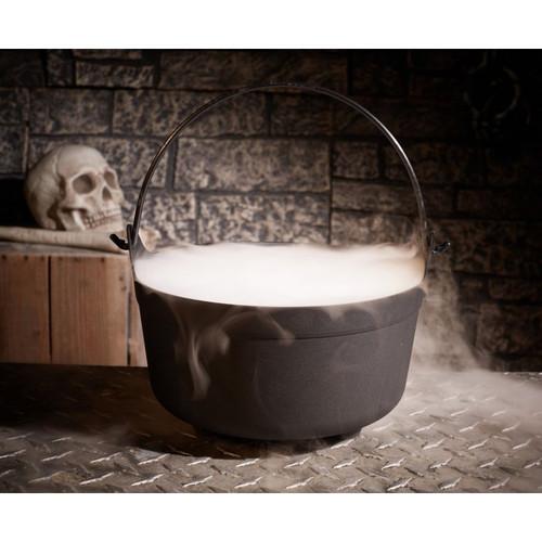 "9"" Black Cauldron"