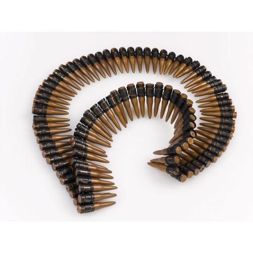 """60"""" Molded Bullet Belt"""