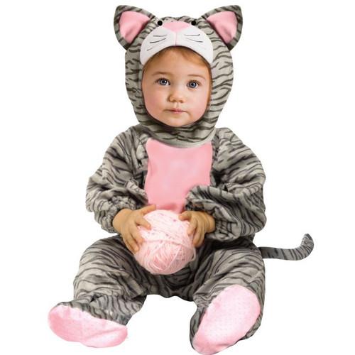Little Stripe Kitten