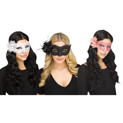 Shimmer Rose Mask