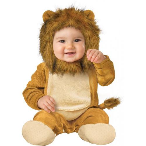 Cuddly Lion Kids Costume