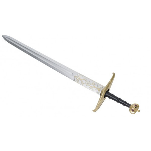 Large Knight Sword - Silver