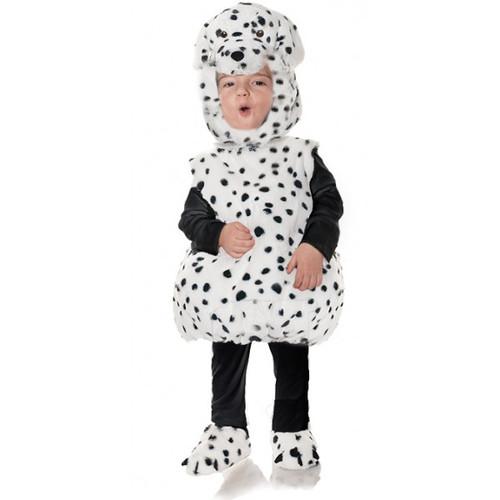 Dalmatian Belly Babies Costume