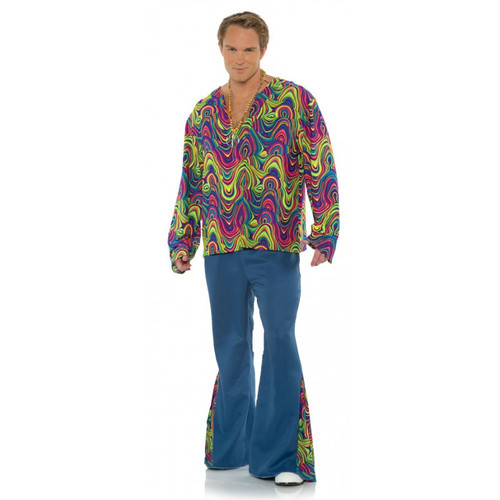 Psychedelic Adult Costume