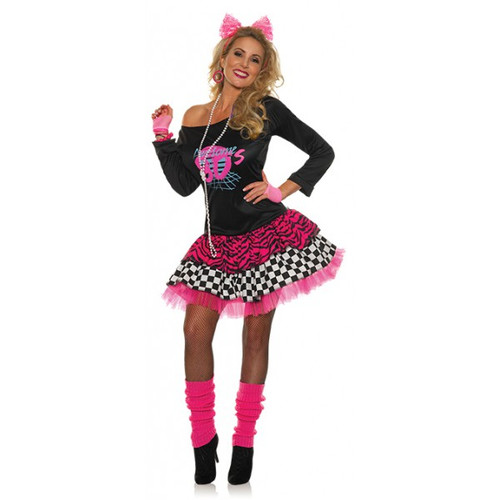 Pretty In Pink Adult Costume