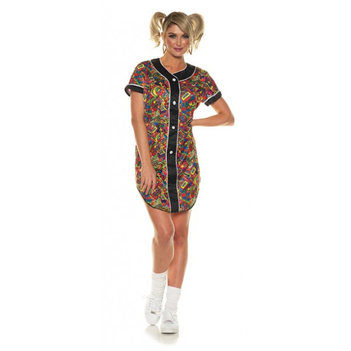Fly 90's Adult Costume