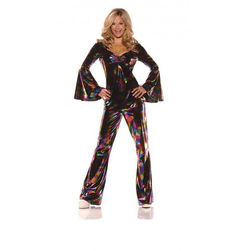 Underwraps Disco Diva Adult Costume