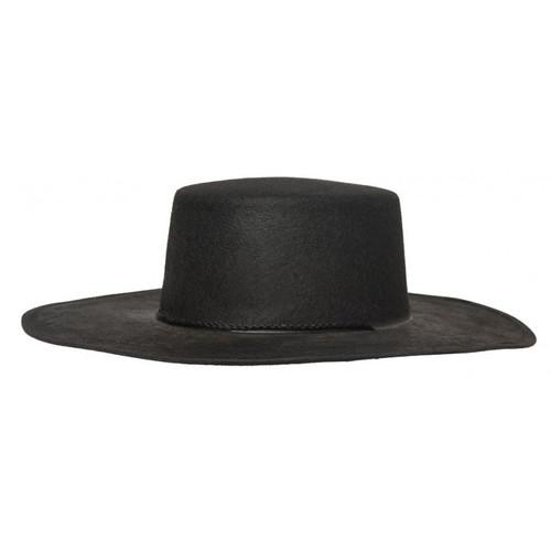 Prairie Flat Brim Hat
