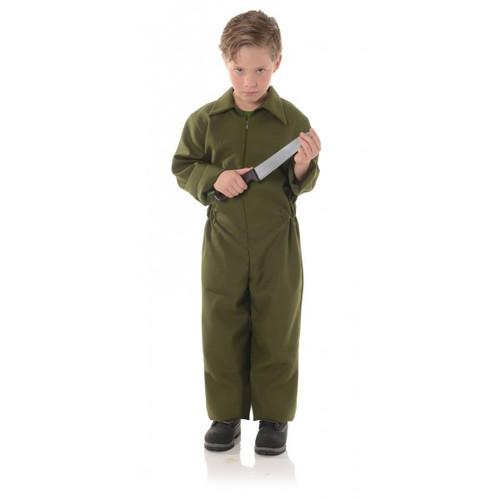Boiler Suit Kids Costume