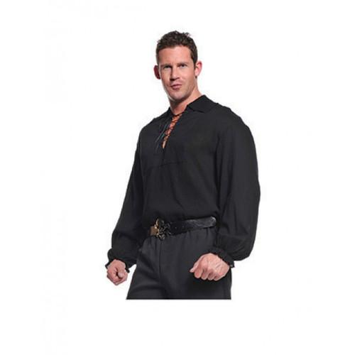 Pirate Shirt Black