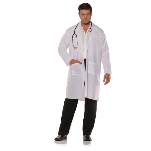 Lab Coat Adult Costume