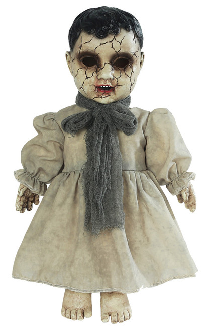 Forgotten Doll With Sound