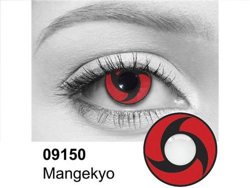 Mangekyo Contact Lenses