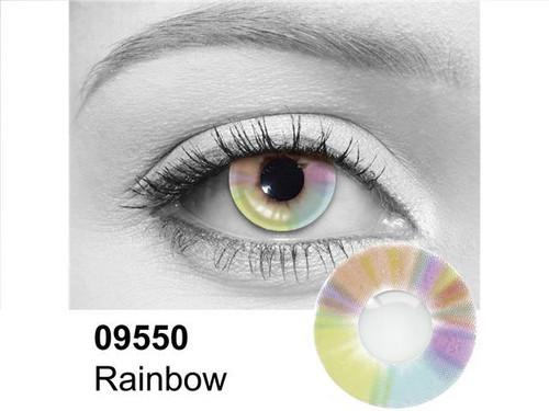 Unicorn Rainbow Contact Lenses