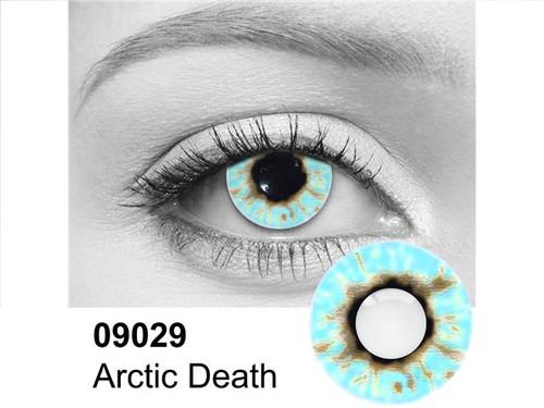 Arctic Death Contact Lenses