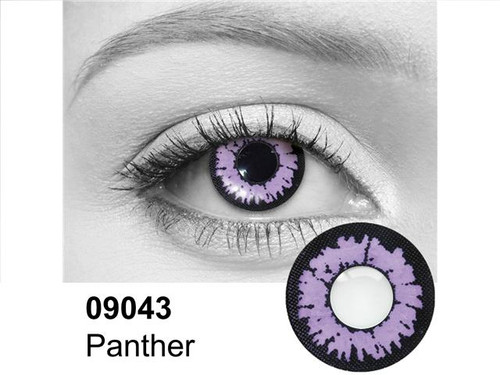 Panther Contact Lenses