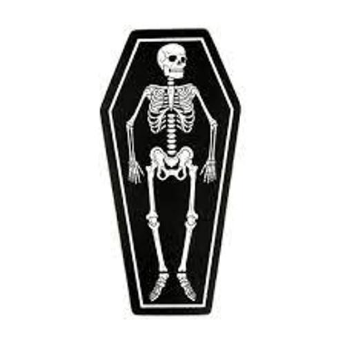 Sourpuss Coffin Kitchen Board