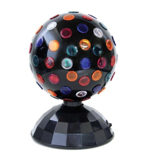 Visual Effects Giant Rotating Disco Ball