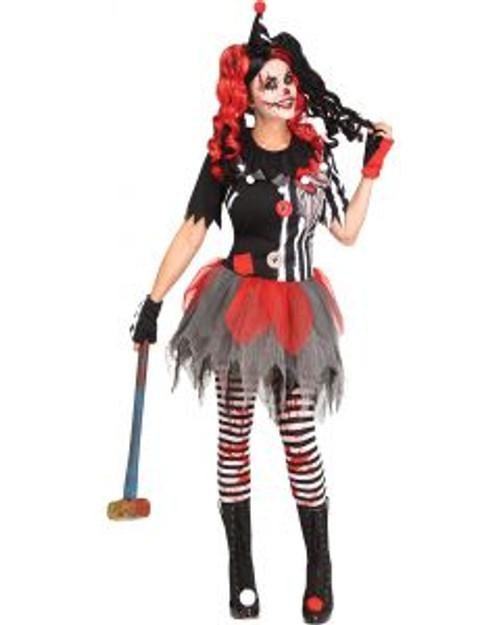SInister Circus Clown