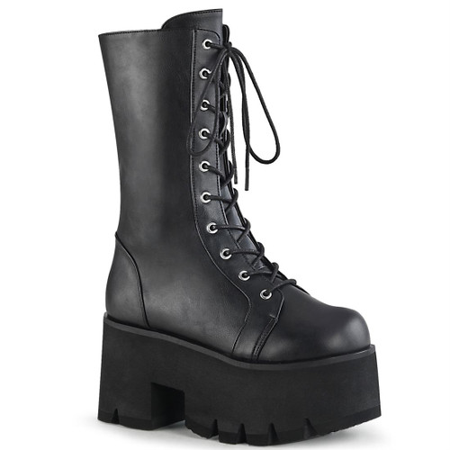 Women's Demonia Ashes 105 Lace-Up Platform Boot