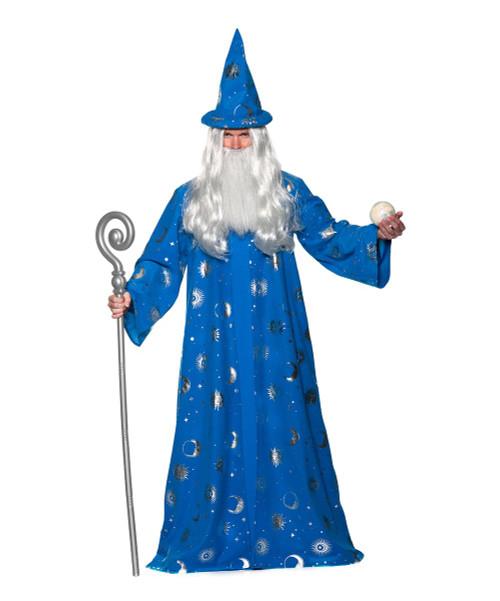Celestial Wizard Robe Costume - Men