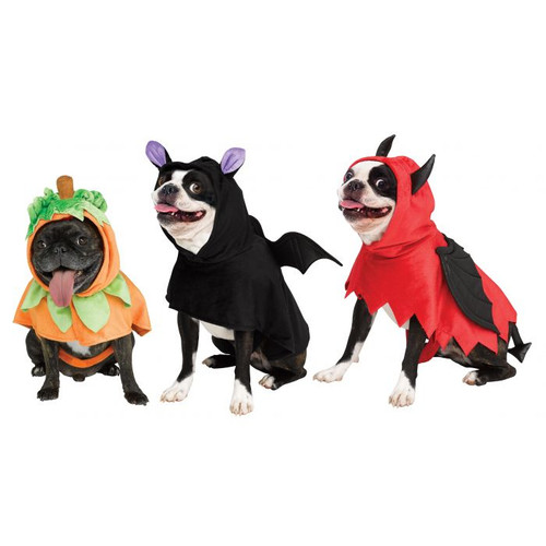 Pup Poncho Halloween Costume Assortment