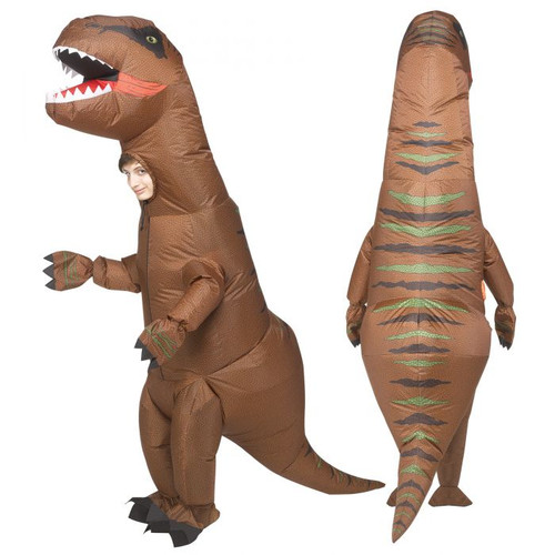 Fun World Childs Inflatable T-Rex