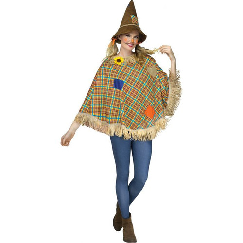 Scarecrow Poncho