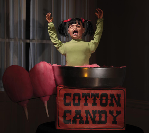 Cotton Candice Animated Prop
