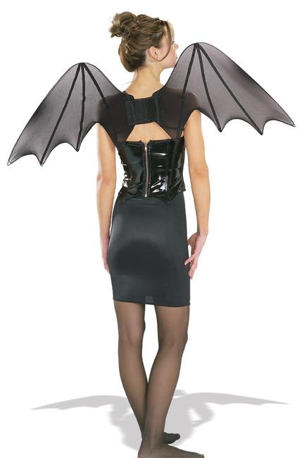 /chiffon-bat-wings-black-with-glitter/