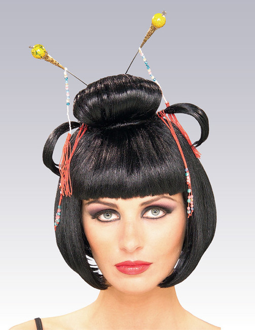 /asian-lady-wig-with-bun/