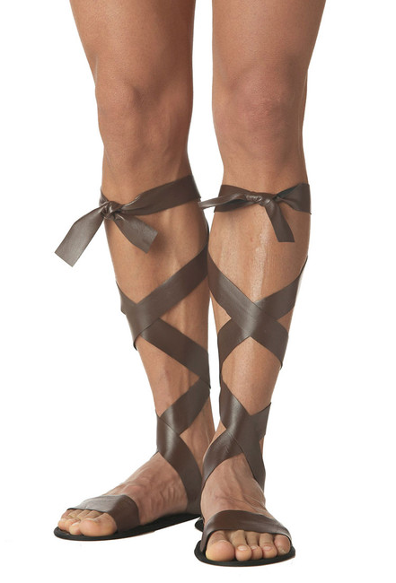 /roman-sandals-brown-adult-biblical-times/