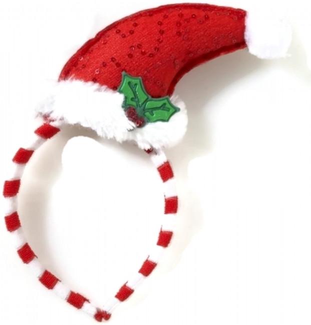 /santa-hat-with-mistletoe-on-candy-cane-headband/