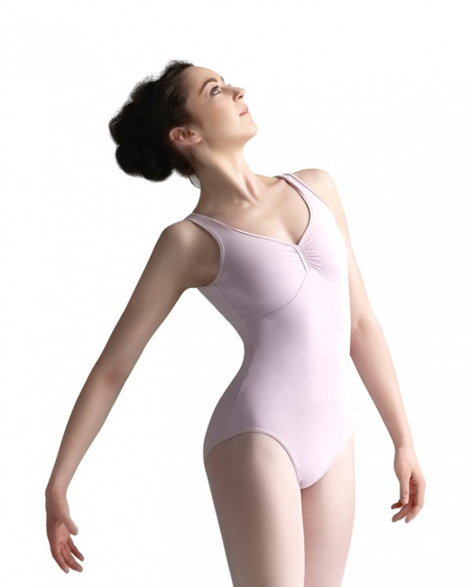 Ladies Diamond camisole leotard