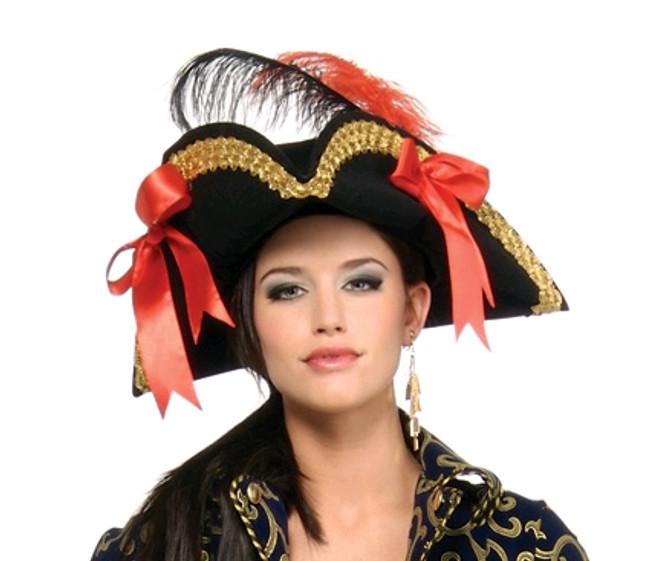 /ladies-economy-velvet-pirate-hat-49585/