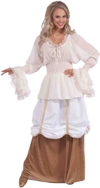 /medieval-blouse-white-with-lace-sleeves-plus-18-22/