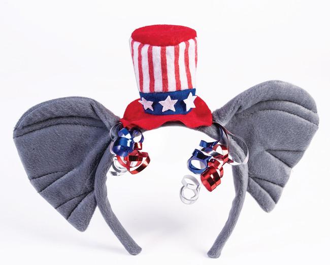 /republican-headband-elephant-ears-4th-of-july-mini-hat/