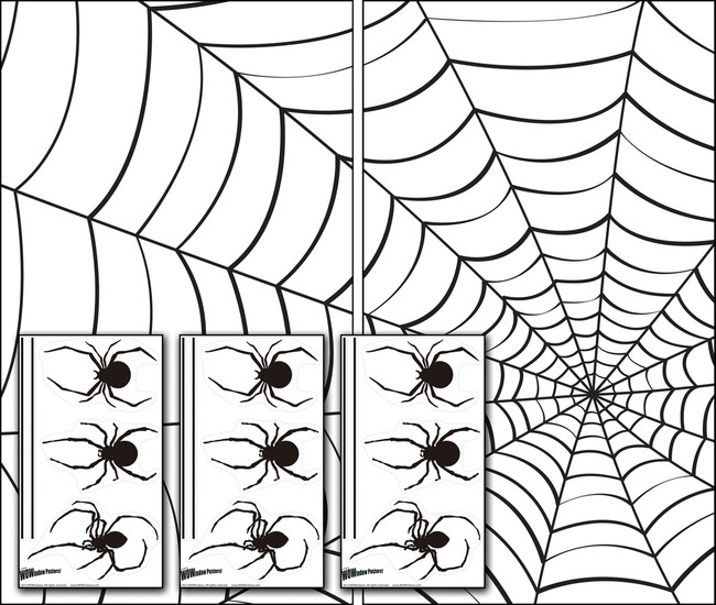 /spiders-webs-window-posters-wowindows/