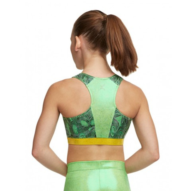 Endurance bra top with hair tie